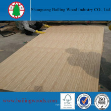 Furniture Grade Natural Wood Veneer MDF