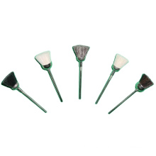 Pental JMT-006 Plain Soft Wool Felt Brush With Handle Bristle Wool Steel Polishing Brush