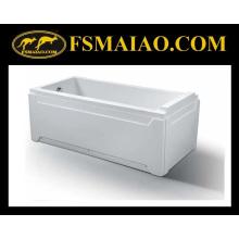 Современная акриловая простая ванна (BA-8702)