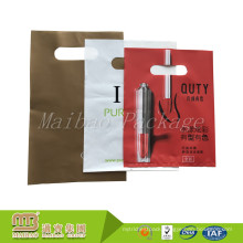 Wholesale Eco-Friendly 100% Biodegradable Merchandise Shopping Custom Printing Recycled Plastic Bag