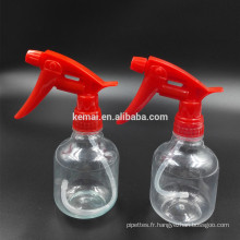 Déclencheur pulvérisateur bouteille en plastique gâchette bouteille bouteille bouteilles bouteille détergente liquide 30ml 50ml 100ml 200ml 300ml 500ml 1L
