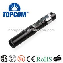 1w en aluminium multicolore 1 ampoule mibi led stylo médical avec clip