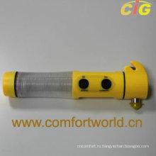 Многофункциональный Светодиодный фонарик для авто используется