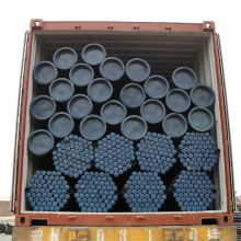 construction material galvanized seamless steel pipe