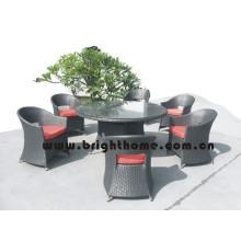 Mesa de comedor y silla (BP-302)