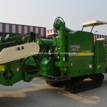 enhanced gearbox automatic unloading grain rice harvesting