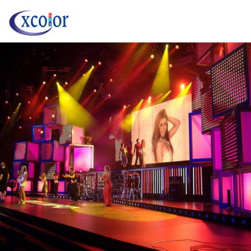 Rental P5 Video Wall Led Display Screens Panel