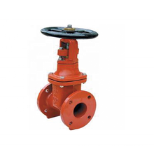 Wcb Gate Valve Standard 100% Water Pressure High Temperature Hydraulic DN40~DN1200 Valve-084 CN;SHX SYI