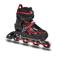 Semi Soft Adjustable Inline Skate (SS-88A)
