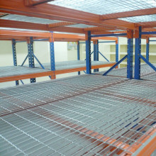 Logam Galvanized Steel Grating Lantai