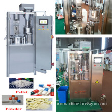 Njp-400 Capsule Filling Machine, Laboratory Using Capsule Filler