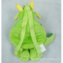 Plush Dragon Bag