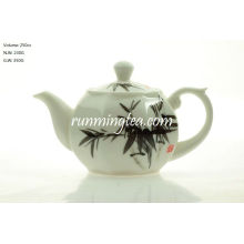 250cc восьмиугольный бамбуковый чайный горшок