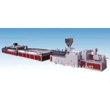 WPC(Foamed) Wide board extrusion line