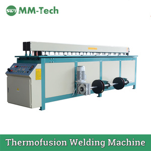 Pp Plastic Sheet Welding Machines For South Africa