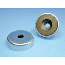 Ferrit-Topf-Magnet