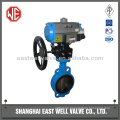 Butt-Clamped Soft-Sealing Butterfly Valve