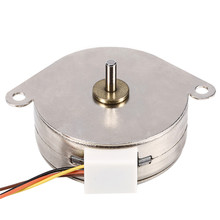 Maintex 42BY224 42mm 24V Motor de passo de ímã permanente