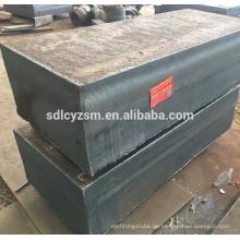 Laserschneiden von Stahlplatten