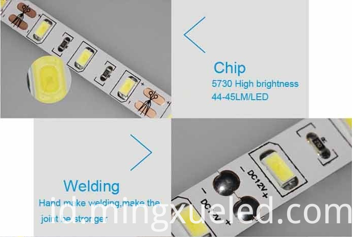 Super Brightness 5630 LED Strip Lights