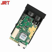 Proyecto industrial utilizando un sensor de telémetro láser.