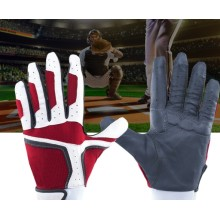 Leather Baseball Gloves with Breathing Holes