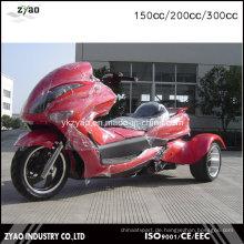 Street Legal ATV Trike zum Verkauf 3wheels 300cc Wassergekühlte CVT