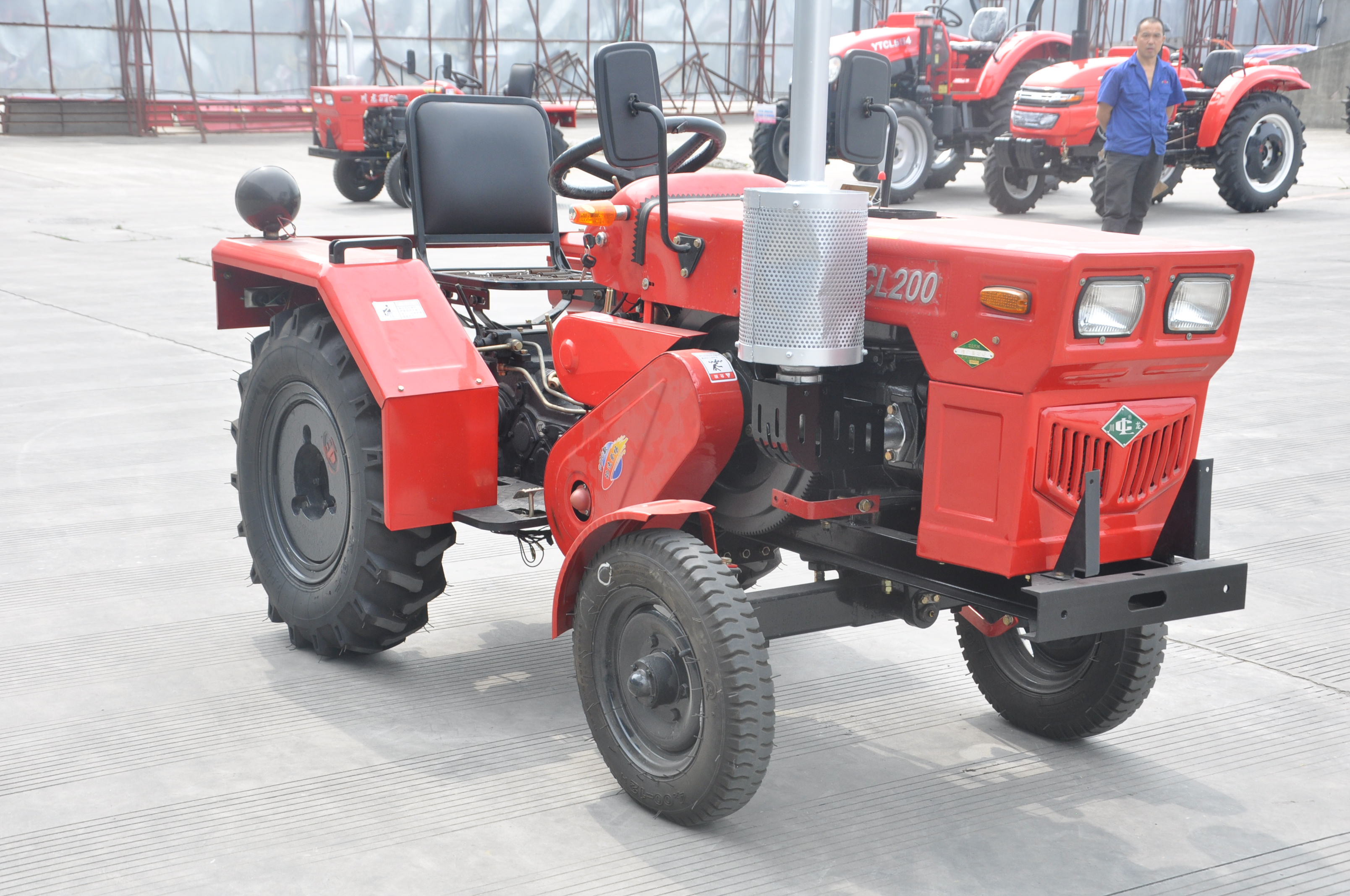 Farm Tractor Factory Price