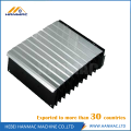Good Effect Armoured Accordion Protective Cover CNC Machine