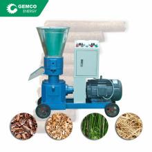 factory wholesale price dirt cheap zlsp 200b pine needles pellet mill