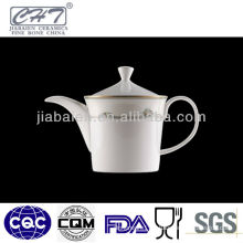 A064 Bone china porcelain decorative tea pot set