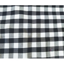 Warna Warna Klasik 100% Cotton Gingham Fabric