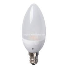 120V/230V Dimmable LED Candle Lighting LED Lamp 4.5W Samsung
