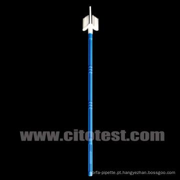 Escova cervical, não estéril, bloco maioria (0010-0008)