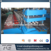Highway guardrail Machines/Roll Forming Machine Crash barrier forming machine
