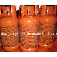 Conçu pour la revente de cuisson ou de camping 12,5 kg de cylindre de GPL