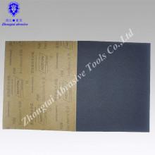 Norton wasserfestes Sandpapier, Siliciumcarbidkorn, importiertes Kraftpapier P60-2000