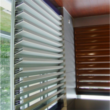Aluminium Air Vent Door and Window
