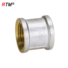 A 17 4 12 female tee brass press fitting
