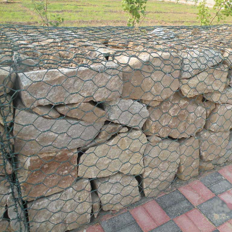 Stone Container Gabion Basket