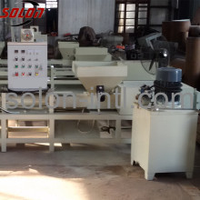 kayu gergaji pallet block pressing machine