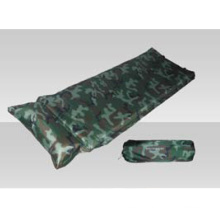 Military single-person automatic inflatable cushion