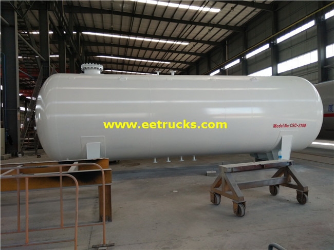 Bulk 12000 Gallon LPG Storage Tanks