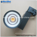 High Brightness 100lm/W 45W CREE COB LED Track Light
