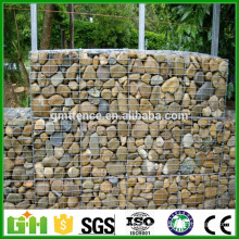 China Fábrica Galvanizado Gabion jaula / Soldado Gabion cesta