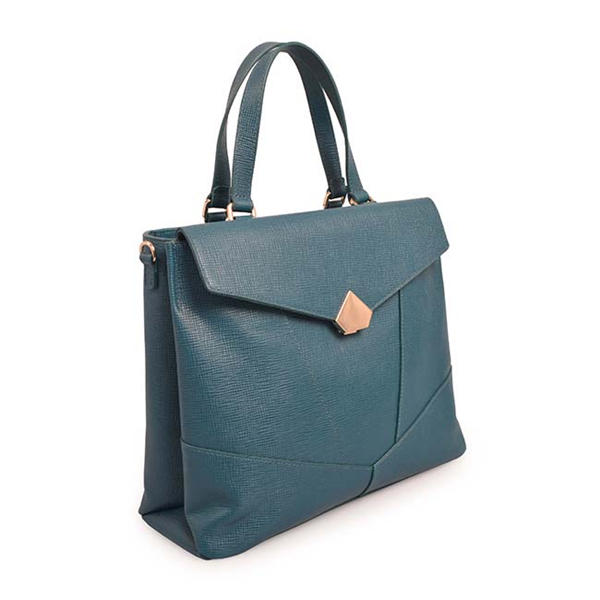 Business Woman Handbag PAD PU Shoulder Bag for Ladies
