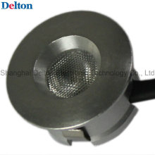 Delton 0.5W Round Mini LED Spot Light (DT-DGY-010B)