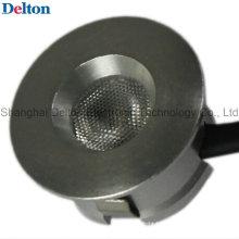 Delton 0.5W Round Mini LED Spot Light (DT-DGY-010B)
