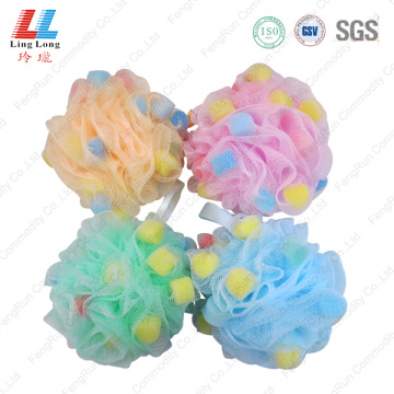Sponge mesh comfortable wholesale ball