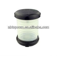 Наружный 8 светодиодный складной кемпинг фонарь